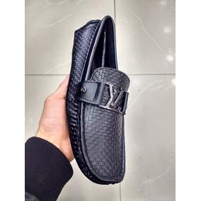 Zapatos Mocasine Caballero Louis Vuitton Fotos Reales