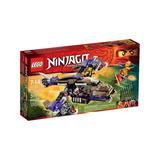 Lego Ninjago Helicóptero De Ataque Condrai - Mosca