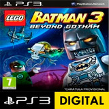 Lego Batman 3: Beyond Gotham Ps3 .