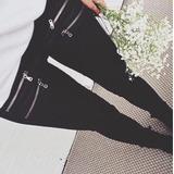 Pantalón Negro Mujer