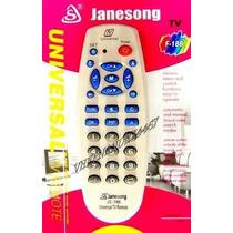 Control Remoto Tv Universal Inteligente Janesong Lcd F188.