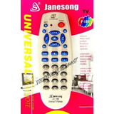 Control Remoto Tv Universal Inteligente Janesong Lcd F188.