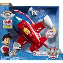 Patrulha Canina - Avião Patrulheiro Resgate +robô Dog -sunny