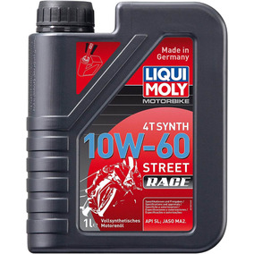 Aceite 4t Synth 10w-60 Street Race Liqui Moly Rider One