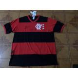 07fd8532a8 Camisa Oficial Flamengo Autografado Por Zico - Camisas de Futebol no ...