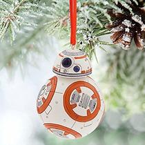 Star Wars Adorno Para Arbolito De Navidad Bb8 Nuevo