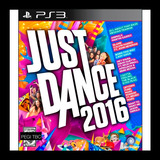 Just Dance 2016 Ps3 Acreditacion Inmediata Oxxo