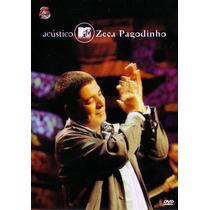 Dvd Zeca Pagodinho - Acústico Mtv 2003 - Lacrado Raridade
