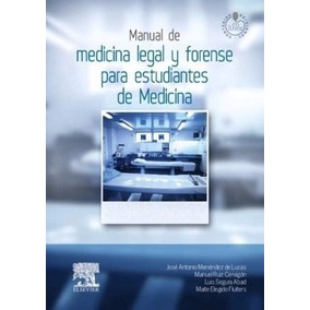Libro: Medicina Legal Y Forense Para Estudiantes De... Pdf