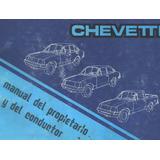 Manual Del Chevette