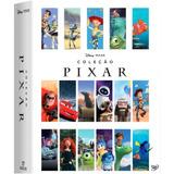 Super Coleção Pixar 17 Filmes - (box Com 17 Dvds) - Lacrado