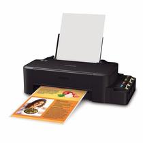 Impressora Epson Tanque Bulk L120 Original Ou Sublimatica