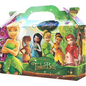 Tinkerbell Bolsita Golosinera Souvenir Infantil Hermosas!!