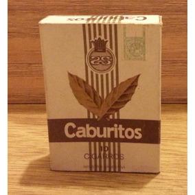 Etiqueta Cigarros Caburitos