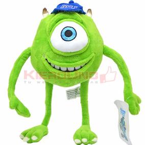 Mike Wazowski Monster University Disney Muñeco Peluche Artic