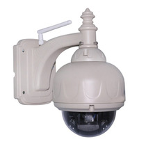 Câmera Ip Dome Speed Externa P2p Wifi 960p Hd Pan Tilt