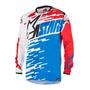 Camisa Alpinestar Racer Braap (p)