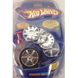 Hot Wheels Forma De Llanta Tuning Y Rines Yo Yo Profesional