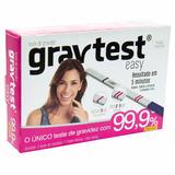 Teste De Gravidez Grav Test Easy