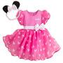 Vestido Disfraz Minnie Bebé Original Disney Store