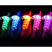 Agujetas Led Neon Original Luminosas Mayoreo Gadget Retro