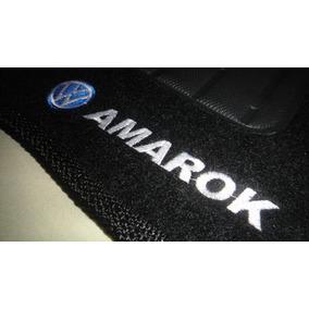 Tapete Amarok Carpete Preto 2010/...