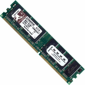 Memória Kingston Ddr400 512mb Kvr400x64c3a/512 Semi Nova