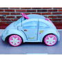 Vw New Beetle Power Wheels Usa Auto A Bateria Usado
