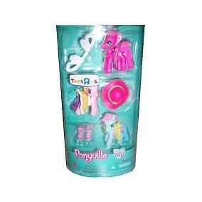 Juguete Mi Pequeño Pony Ponyville - Cheerilee, Toola-roola,