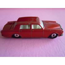 Matchbox Lesney Rolls Royce Silver Shadow Autito Coleccion