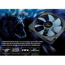 Cooler Fan Ventoinha Akasa Piranha 12cm