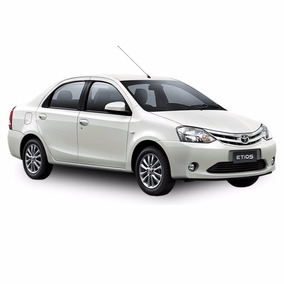 Revestimento 100% Courvin P/ Bancos Toyota Etios Sedan