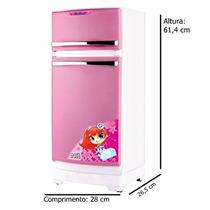 Cozinha Infantil Geladeira Mágica 8051l Completa Magic Toys
