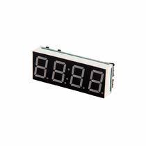 Display Con Sensor De Temperatura Y Reloj En Tiempo Real