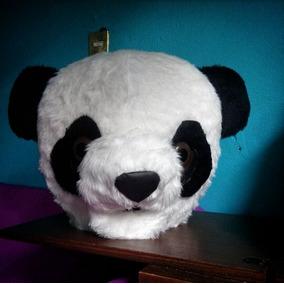 Cabeza De Botarga Oso Panda