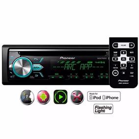 Cd Player Pioneer Deh-x5br Bluetooth Mixtrax Usb Lançamento