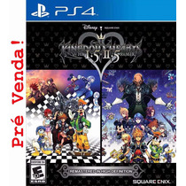Kingdom Hearts 1.5 E 2.5 Hd Remaster Ps4 Pré Venda