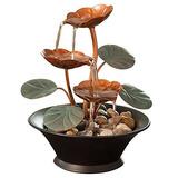 Bits And Pieces - Indoor Water Lily Agua Fuente-pequeño Tam