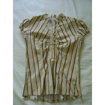 Camisa De Vestir Para Dama Nueva Talla M