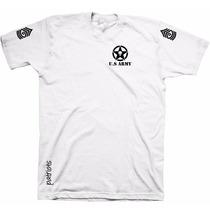 Camiseta - Militar Usa Army Exército Marinha Aeronáutica
