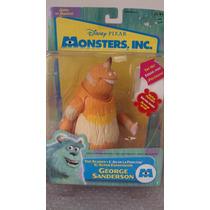 Monsters, Inc. Geroge Anderson El Super Espantador , Español