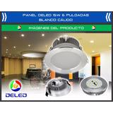 Lampara Deled Empotrable Blanco Calido - 6 Pulgadas 15 Watts