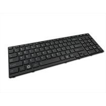 Teclado Notebook - Toshiba Satellite A665 - Preto - Us