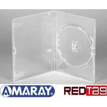 100 Box Dvd Amaray Dvd Original