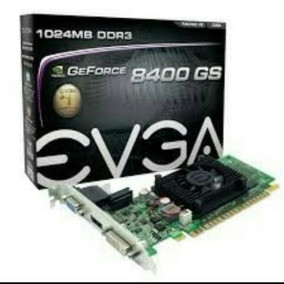 Tarjeta De Video Geforce 1gb, 8400gs Pci-express, 1024mb