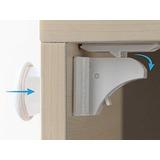 12 Locks 3 Llaves Para Bebés Magnética Cerraduras A Prueba