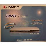 Dvd Marca James Modelo Notebook