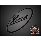 Calcos Moto Puma / Primera, Segunda Y Cuarta Serie