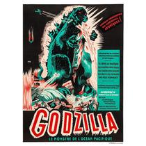 Godzilla [1956] Frances (70x50cms)