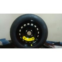 Estepe Ford Ka Com Pneu Pirelli P1 175/65 Aro 14